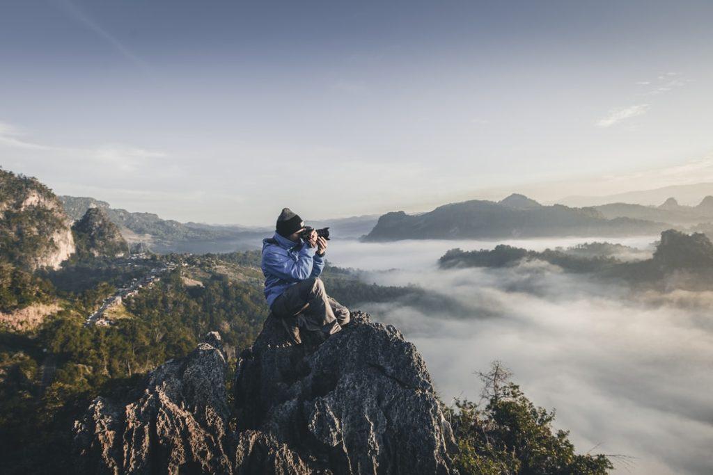 Tips om professionele vakantiefoto's te maken