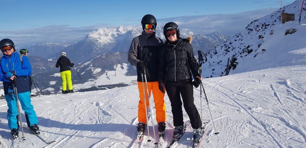 Wintersporten in Saalbach Hinterglemm
