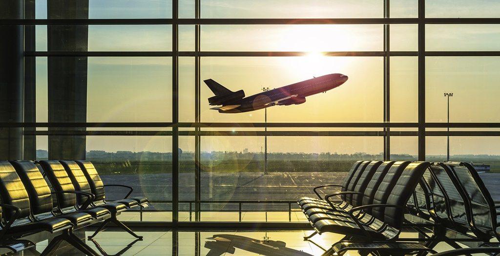 Gestrand op het vliegveld: wat nu?
