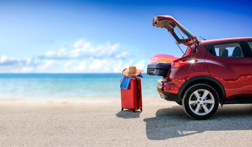 Auto huren met je creditcard op reis; zo werkt het